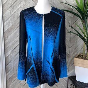 MING WANG Acrylic Cardigan/sweater